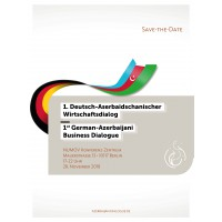 First German-Azerbaijani business dialogue was held in Berlin