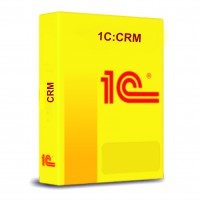 1C CRM Software