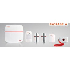 GSM+WIFI alarm systems/Package A