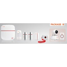 GSM+WIFI alarm systems/Package B
